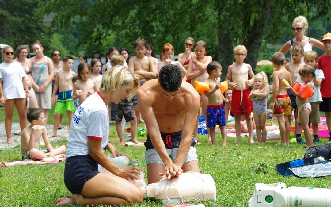 Journée de sensibilisation aux risques des baignades