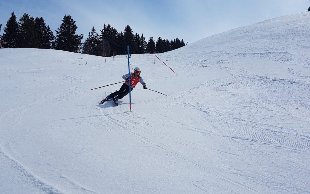 Préparations tests sportifs ski alpin