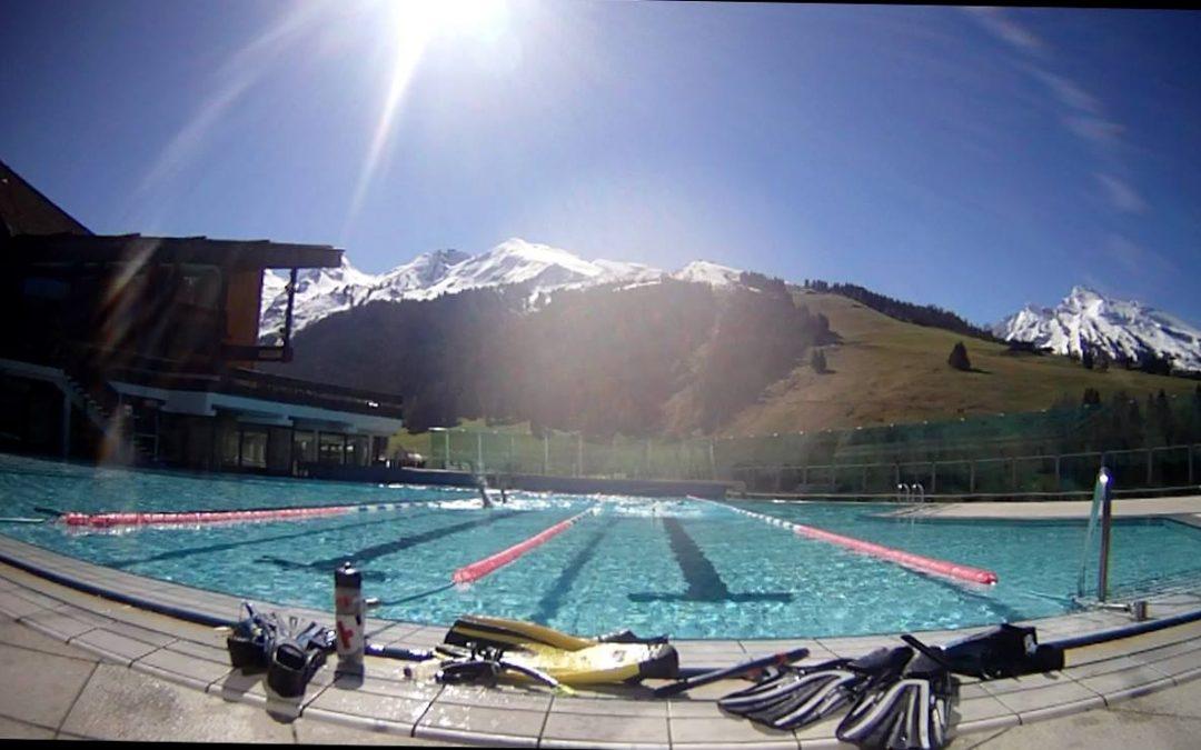 Réunions d'information sur les formations aux métiers de la natation