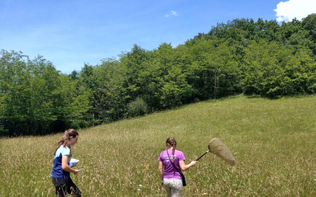 TP naturalistes pour les étudiants de BTS GPN 1ère année