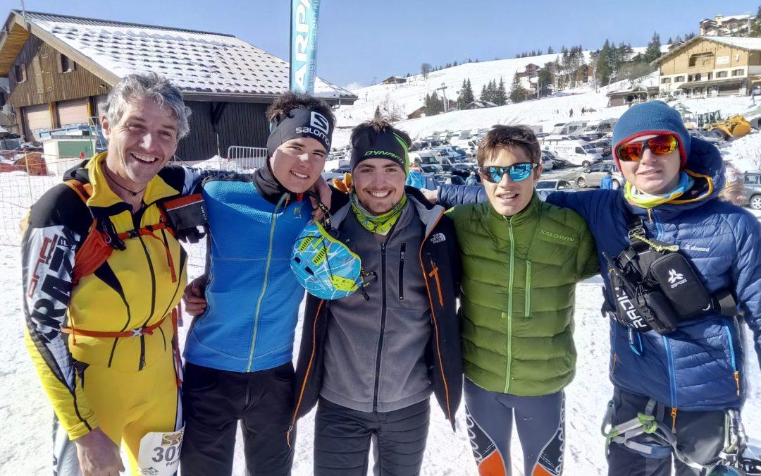 Le CFMM au Suly Ski Trail