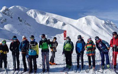 Reprise du ski alpin pour tous les élèves et étudiants du CFMM