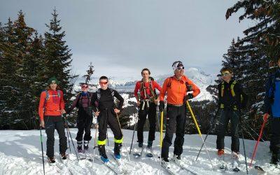 Premier bilan du début de saison ski et raquettes 2021