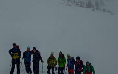 Sortie ski de randonnée 2de Pro