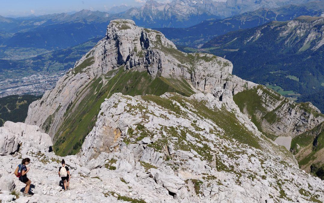 Redémarrage progressif des activités de montagne individuelles