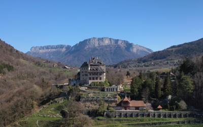 Partenariat avec le château de Menthon